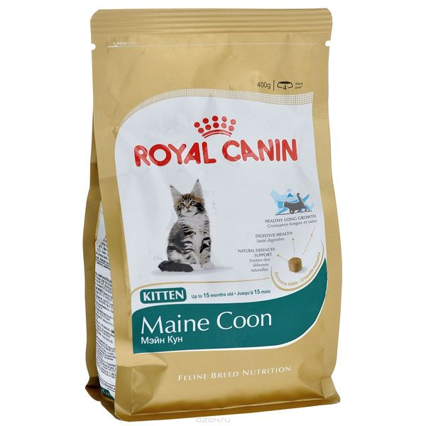 Корм royal canin kitten киттен